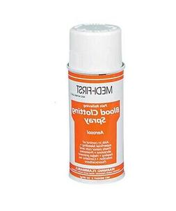 Medi-First Blood Clotting Spray Can, Aerosol 3 Oz. First Aid