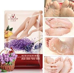 MeiYanQiong Feet Peeling Mask Lavender Ginger Nourish Dead S