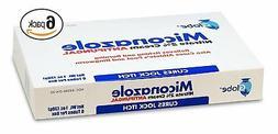 Miconazole Nitrate 2% Antifungal Cream for Athletes Foot & J