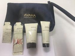 Ahava Mineral Hand Cream .68 oz + Body Lotion 1.3 oz Velvet