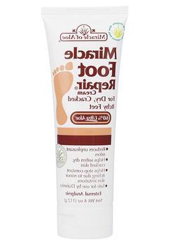 Miracle Foot Repair Cream 4 ounce tube with 60% UltraAloe