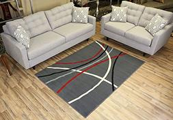 Modela Collection Stripes Abstract Contemporary Modern Area