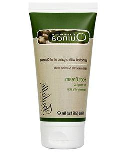 Quinoa Moisturizing Foot Cream By Frulatte for Rough and Sev