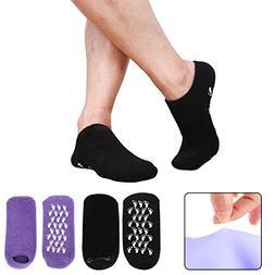 Codream Men's Moisturizing Gel Socks Men's Feet Care Ultimat