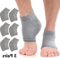 Moisturizing Socks Cracked Heel Treatment - Treat Dry Feet &