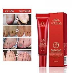 Nail Repairing Cream,Greencolorful Foot Hand Nail Cream Remo