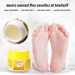 Natural Banana Oil Foot Cream Dead Skin Remover Repair Moist