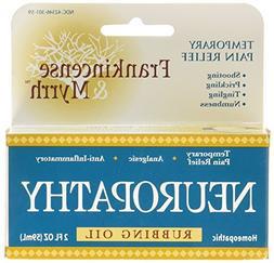 Frankincense & Myrrh Neuropathy Rubbing Oil with Essential O