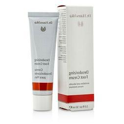 NEW Dr. Hauschka Deodorizing Foot Cream 1oz Womens Skincare