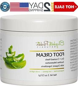 New Foot Cream for Dry Cracked Feet and Heels Anti Fungal Cr