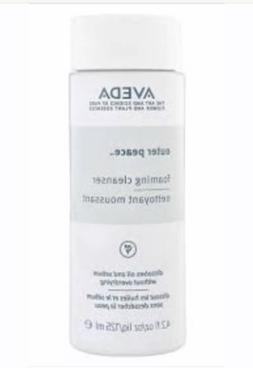 NEW Aveda Outer Peace Foaming Cleanser Refill 4.2 fl oz.