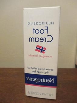 Neutrogena Norwegian Formula Foot Cream 56g/2oz