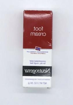 Neutrogena Norwegian Formula Moisturizing Foot Cream 2 oz. U