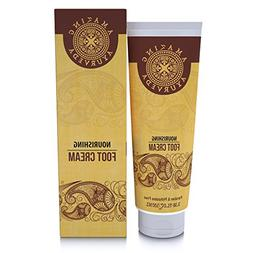 Amazing Ayurveda Nourishing Foot Cream - All Natural Nourish