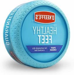 O'Keeffe's For Healthy Feet Foot Cream 3.2 Oz. Jar