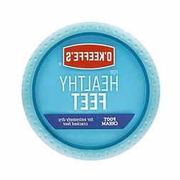 O'Keeffe's Healthy Feet Foot Cream, 3.2 ounce Jar 1 - Pack,