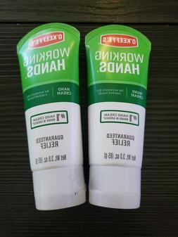 O'Keeffe's Working Hands Hand Cream, 3 ounce Tube,