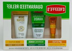 O'KEEFFE'S Working Hands, Lip Repair SPF35, Itchy Dry Skin R