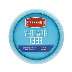 O'Keeffe's Healthy Feet Foot Cream 3.2 ounce Jar