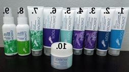 One Avon FOOT WORKS of your choice. 10 variations to choose