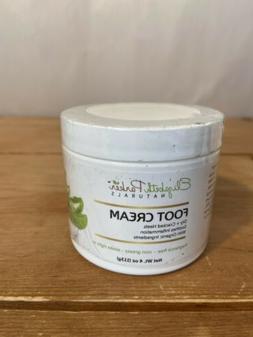 Elizabeth Parker Naturals Organic Foot Cream Dry+Cracked Hea