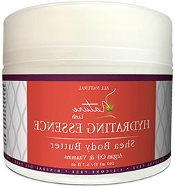 Nature Lush Natural & Organic Moisturizing Body Cream - Shea