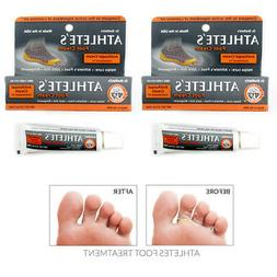 2 pc athletes foot cream cure skin