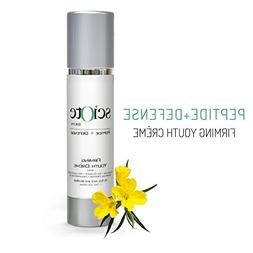 SCIOTE SKIN PEPTIDE+DEFENSE FIRMING YOUTH CRÈME- AWARD WINN