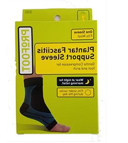 ProFoot Plantar Fasciitis Support Sock - Compression Sleeve