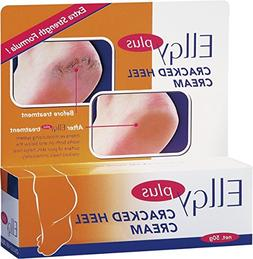 2 Box Ellgy Plus Cracked Heels Cream - For Rough Dry Foot Fe