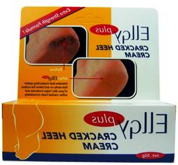 Ellgy Plus Cream For Cracked Heel 50g Extra Strenght Formula