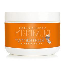 Footnanny - Pumpkin Vanilla Foot Cream - Soothes Cracked Hee
