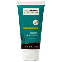 Arganicare Repairing Foot Cream for Cracked Feet, Dry Skin a