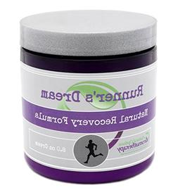 Runners Dream 8 oz Cream Fast-Acting Relief for Run Recovery