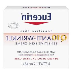 Eucerin Sensitive Facial Skin Q10 Anti-Wrinkle Sensitive Ski