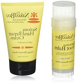 The Naked Bee Serious Restoration For Hands & Feet Gift Set,