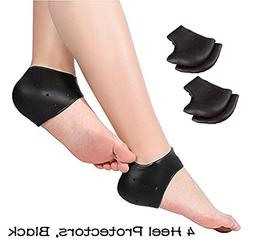 Magik Silicone Heel and/or Toe Protector Plantar Fascitis Pa