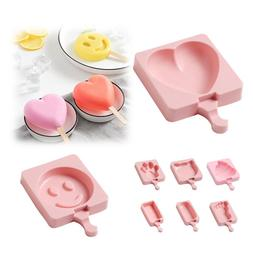 Silicone Mould For Handmade Homemade Ice <font><b>Cream</b><