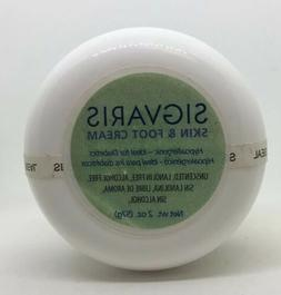 Sigvaris Skin & Foot Cream 2 oz Sealed - Diabetic Foot Cream