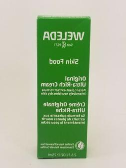 Weleda Skin Food Original Ultra-Rich Cream 2.5oz Expiration
