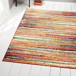 Home Dynamix Splash Cellis Area Rug | Contemporary Living Ro
