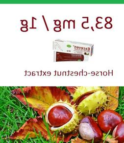 STRONG Horse Chestnut gel VARICOSE Spider VEINS Tired ACHING
