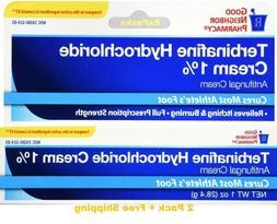 Terbinafine Hydrochloride AntiFungal Cream 1%