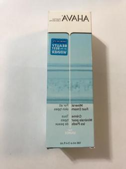 AHAVA The Source Dead Sea Mineral Foot Cream 3.4 fl oz 100 m