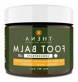 Thena Natural Tea Tree Oil Foot Balm Antifungal Cream Athlet