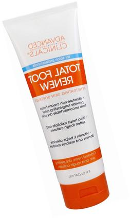 total foot renew cream relief for dry