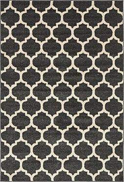 A2Z Rug Trellis Design Collection - 4' x 6'-Feet Area Rugs,