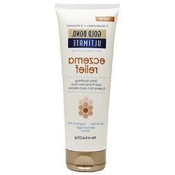 Gold Bond Ultimate Eczema Relief Skin Therapy Cream 8 oz Pac