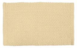 DII Ultra Soft Plush Spa Cotton Pebble Absorbent Chenille Ba