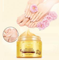 Unisex Exfoliating Foot Mask Baby Soft Feet Peeling Cream Ha